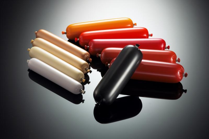 Nalobar - Polymer Casing Unsmoked Cooked Sausages