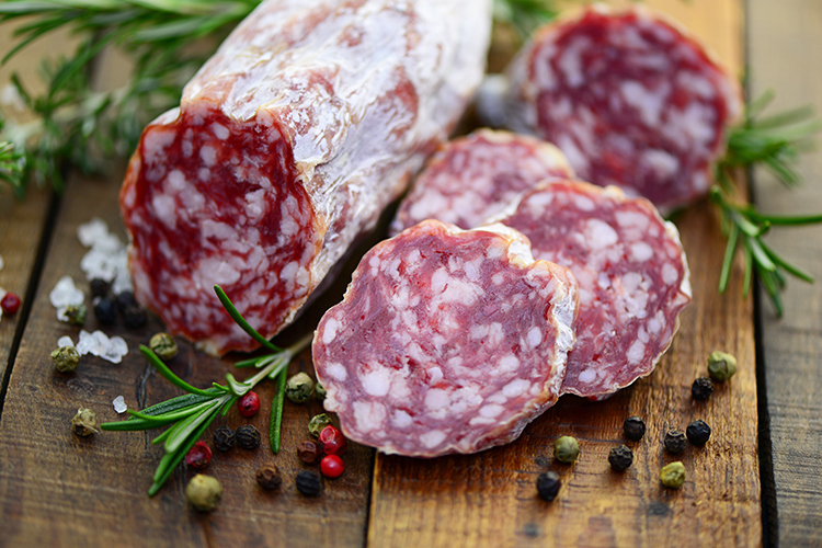 Salami and Cured Sausage Seasoning