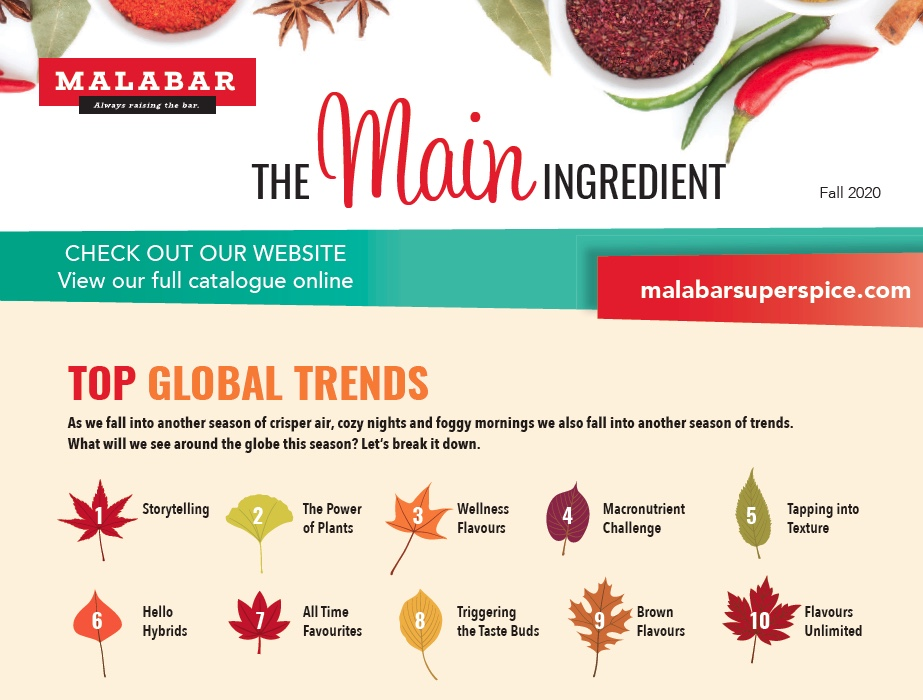 The Main Ingredient Newsletter